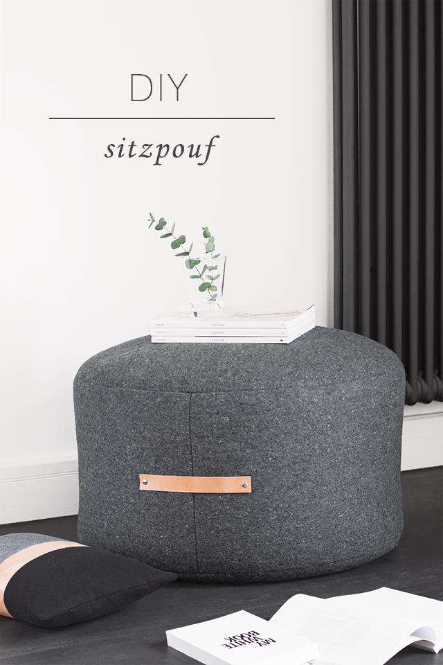 Do it: Istuintyyny | poufs-fauteuils | Pinterest | Viena, Textiles y ...