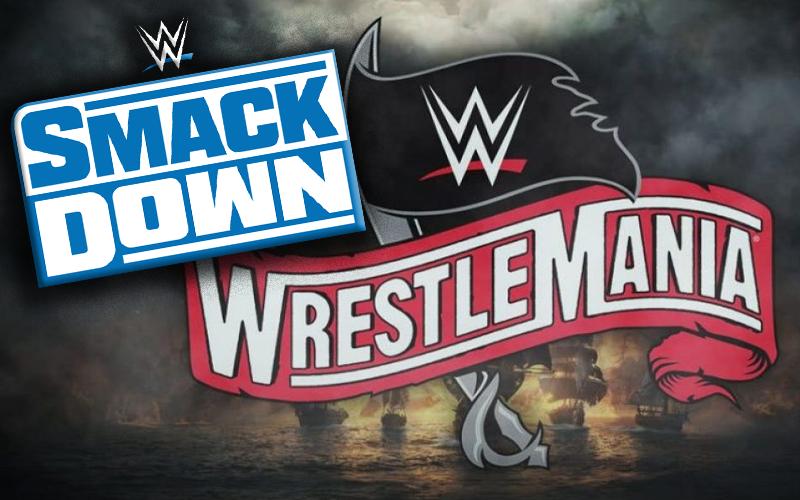 Huge Smackdown Angle Slated To Change Wwe Wrestlemania 36 Card Wrestlemania Wwe Road To Wrestlemania