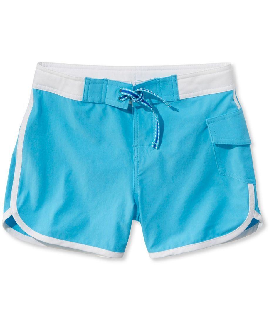 80124fd970 Girls' Sun-and-Surf Shorts   K I D S   Surf shorts, Girls board ...