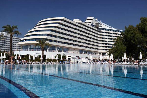 Titanic Beach Lara Hotel Antalya Turkey Luxury Beach Resorts Theme Hotel Beach Resorts