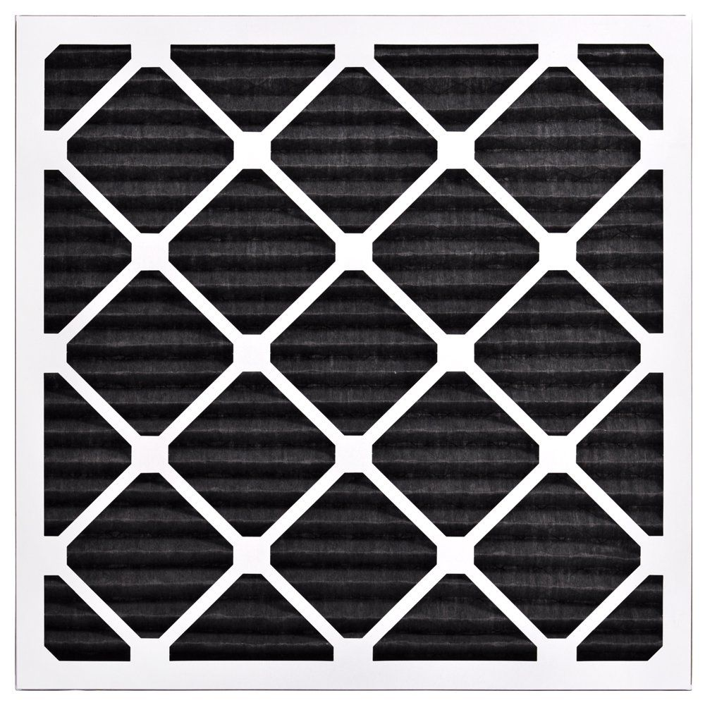 AIRx ODOR 20x20x1 MERV 8 Carbon Pleated Air Filter Made in