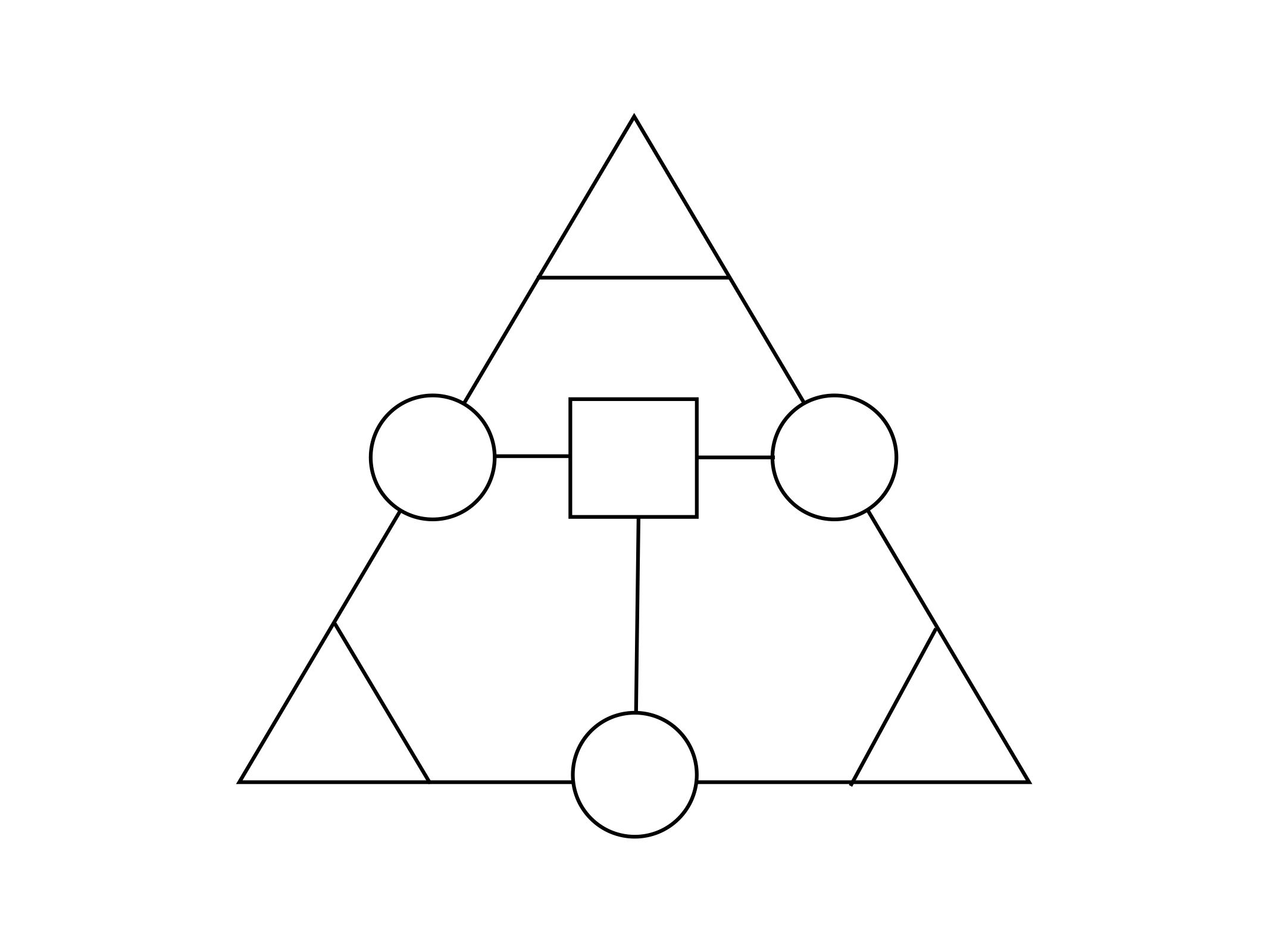 Arithmagons are polygons with missing values at either the