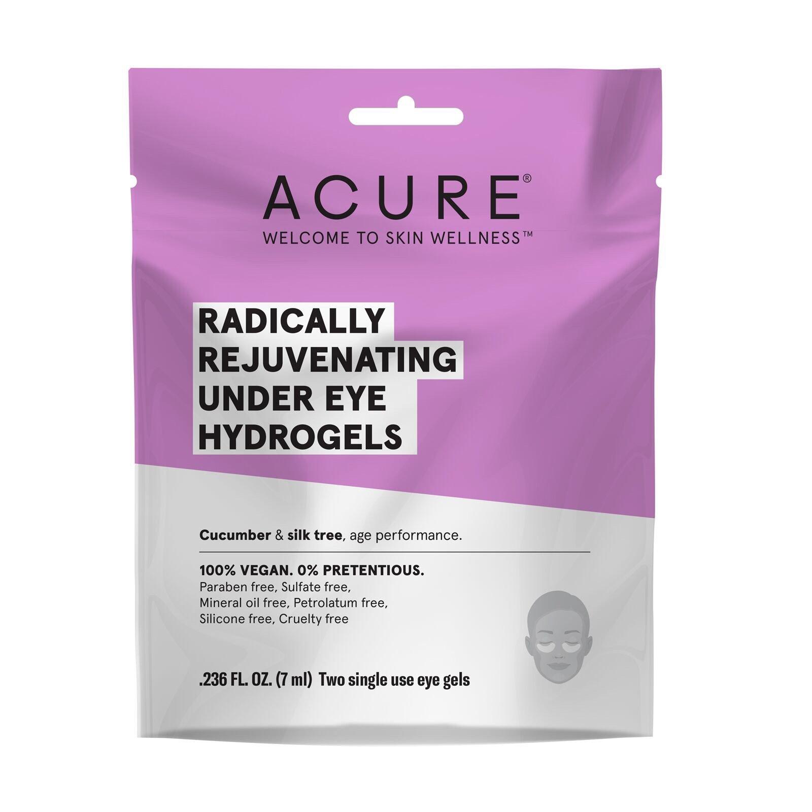 Radically Rejuvenating Under Eye Hydrogel Mask In 2019