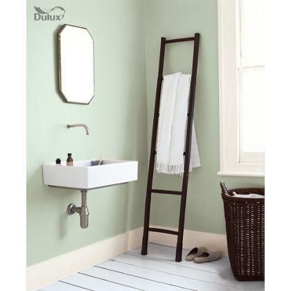 Dulux Willow Tree Matt Emulsion Paint 2 5l Homebase Dulux Painting Bathroom Bathroom Decor