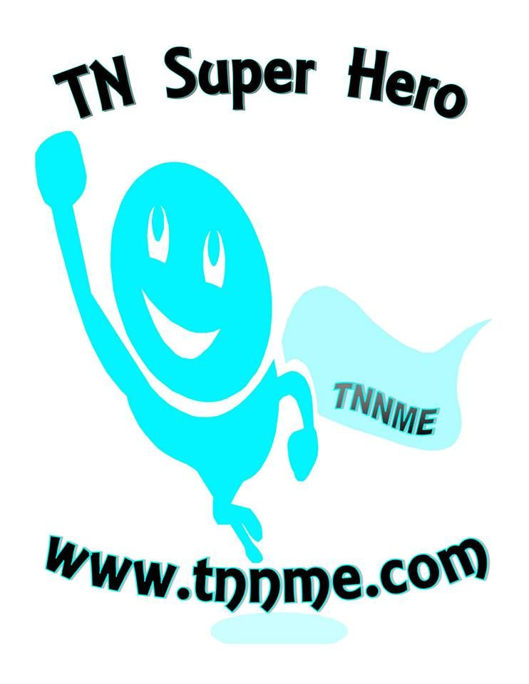 TN Super Hero - Trigeminal Neuralgia