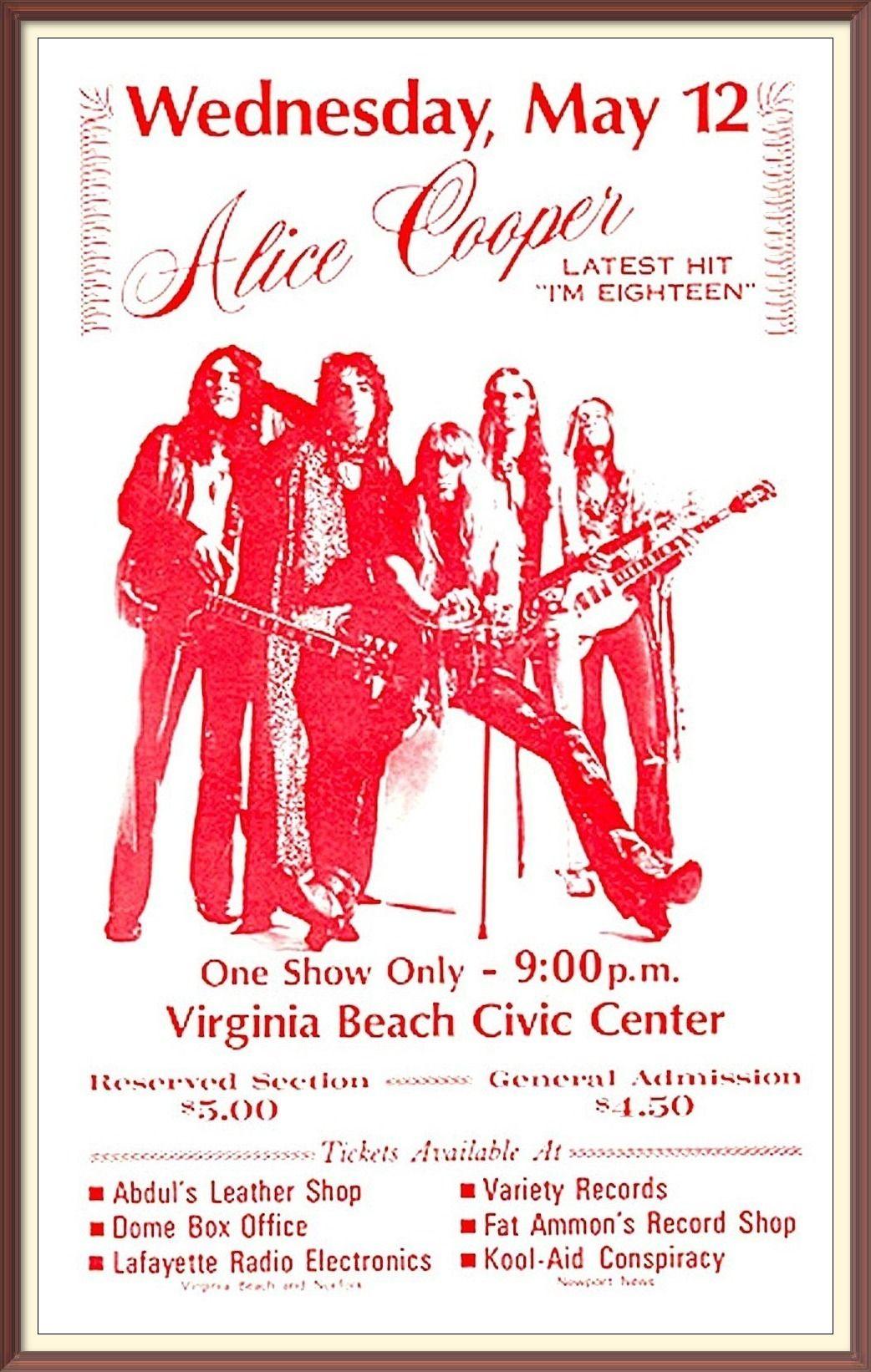 JDS-UL000419 | Rock band posters, Concert posters, Vintage ...