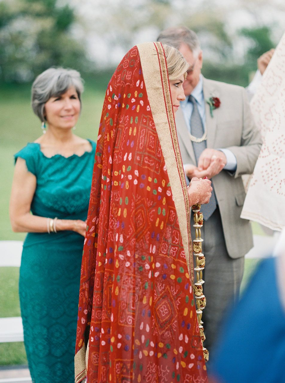 Rustic Indian Fusion Wedding in Wisconsin