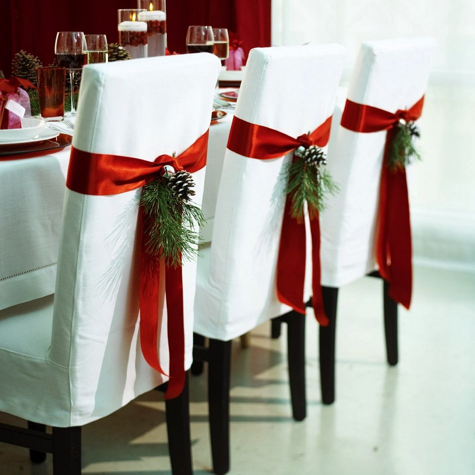 Wedding room decoration ideas  Christmas Dining Room Decorations  Natal  Pinterest  Jingle bells