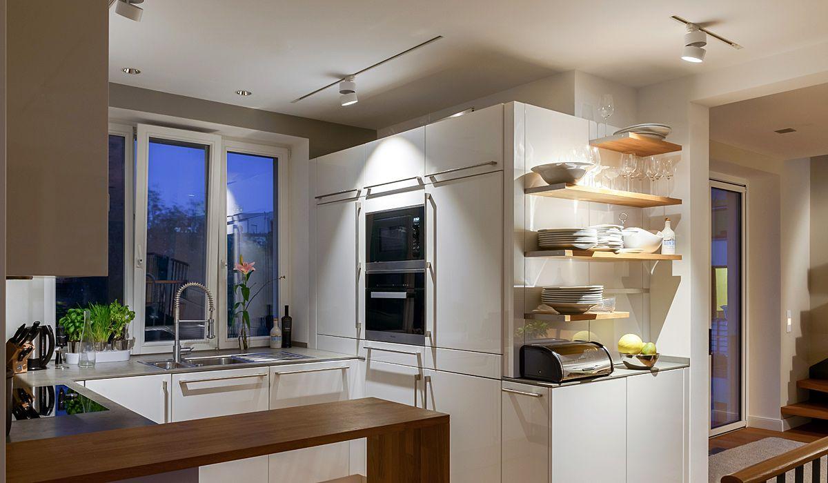 Leuchtende Ideen: So erstrahlt jede Küche im richtigen Licht