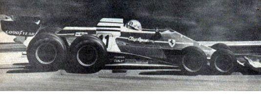 Image result for ferrari 6 wheel f1