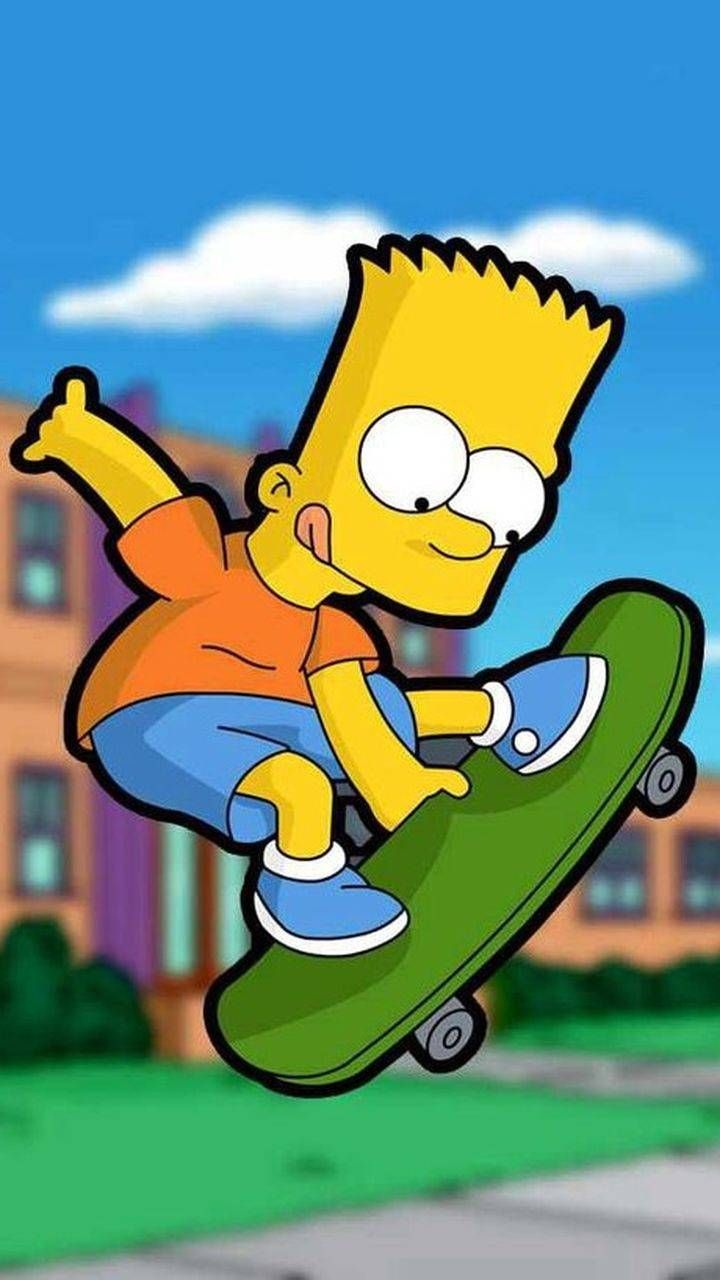 Bart Simpson Wallpapers – Page 2 – Cool Backgrounds