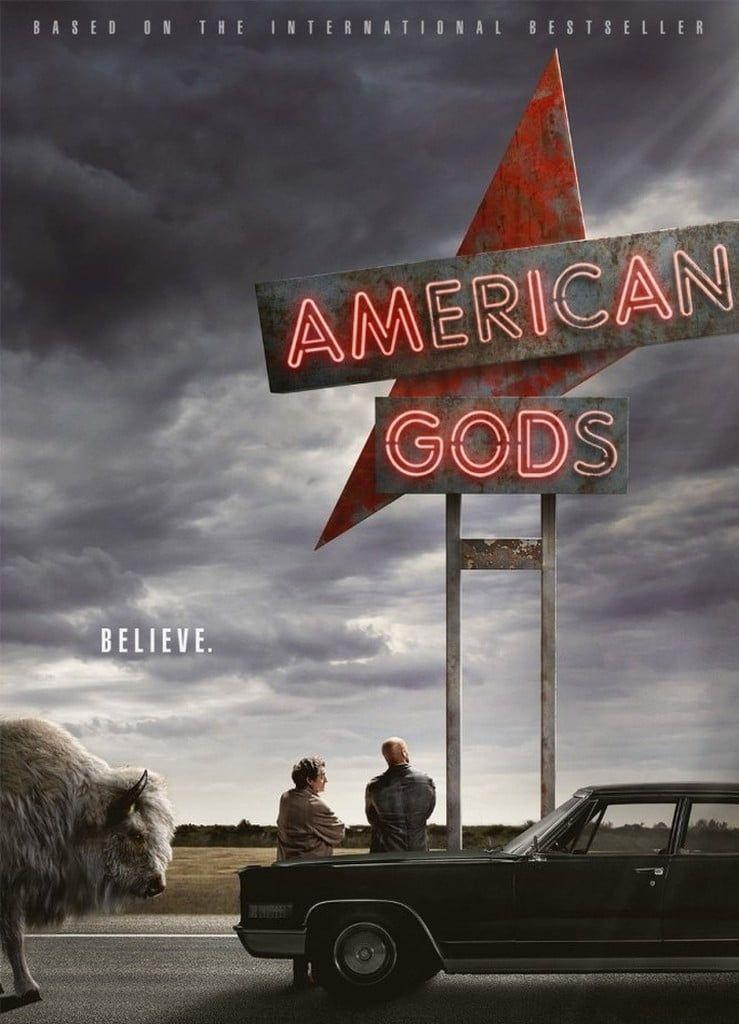 American Gods 1 Sezon 3 Bolum Izle Fantastik Filmler Film Winchester