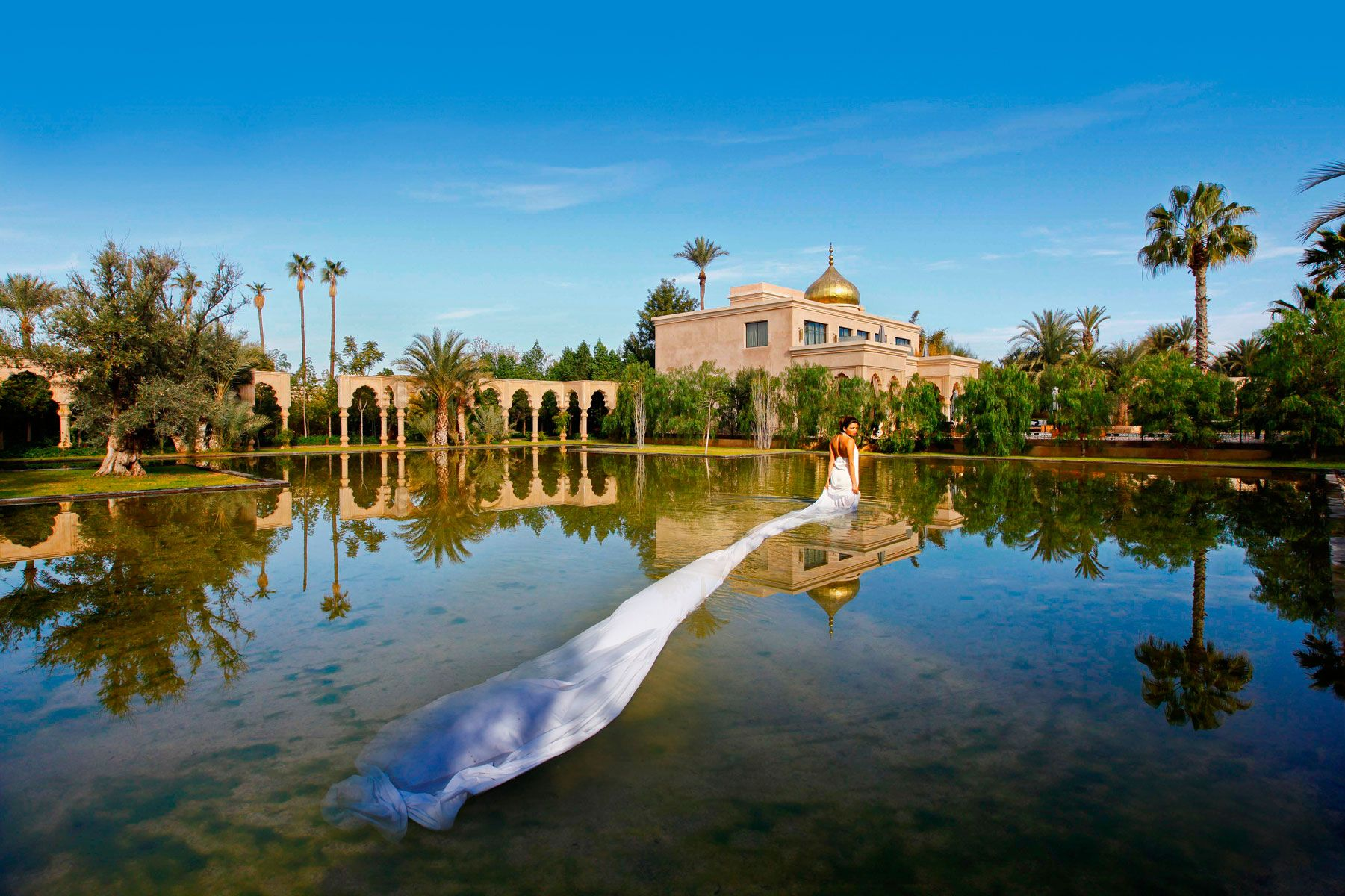 Palais namaskar marrakech boutique hotel romantique for Leading small hotels