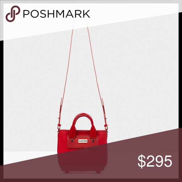 839140602f2 Spotted while shopping on Poshmark  HUNTER ORIGINAL MINI TOTE CROSSBODY!   poshmark  fashion
