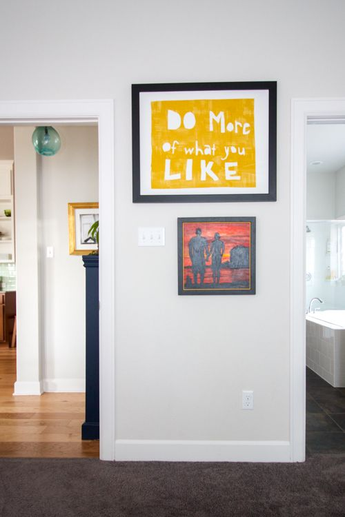 Love the style in this home.  Living With Kids: Miranda Anderson
