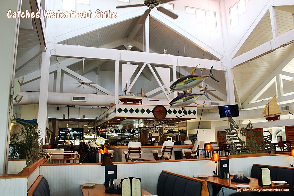 Catches Waterfront Grille On The Cottee River In Port Richey, Florida.  Http:/ · Port RicheyArea RestaurantsTampa BayBay ...