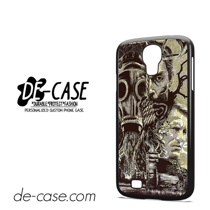 True Detective Cool Art DEAL-11413 Samsung Phonecase Cover For Samsung Galaxy S4 / S4 Mini