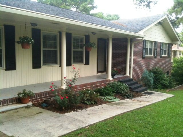 Another Exterior Paint Transformation House Paint Exterior House Exterior House Colors
