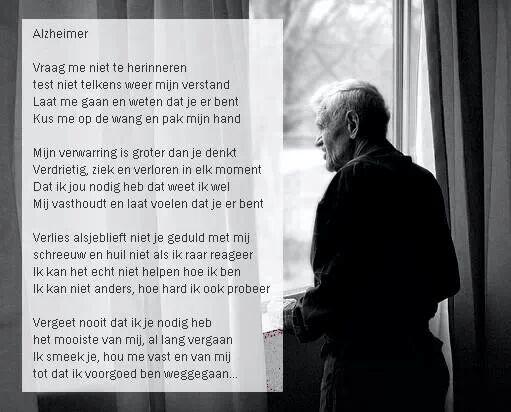 Citaten Uit Gedichten : Alzheimer mooie spreuken pinterest dementie