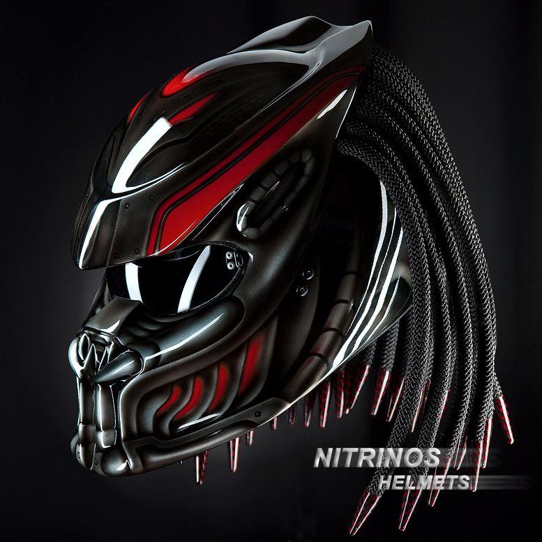 predator helmet original more variants cascos pinterest predator helmet. Black Bedroom Furniture Sets. Home Design Ideas