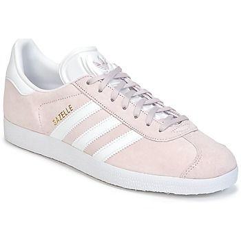 rosa adidas gazelle