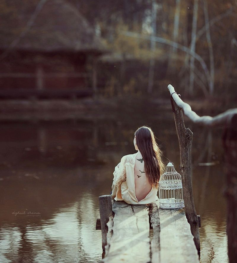 Fairy Tale Photos of Kiev by Irina Dzhul