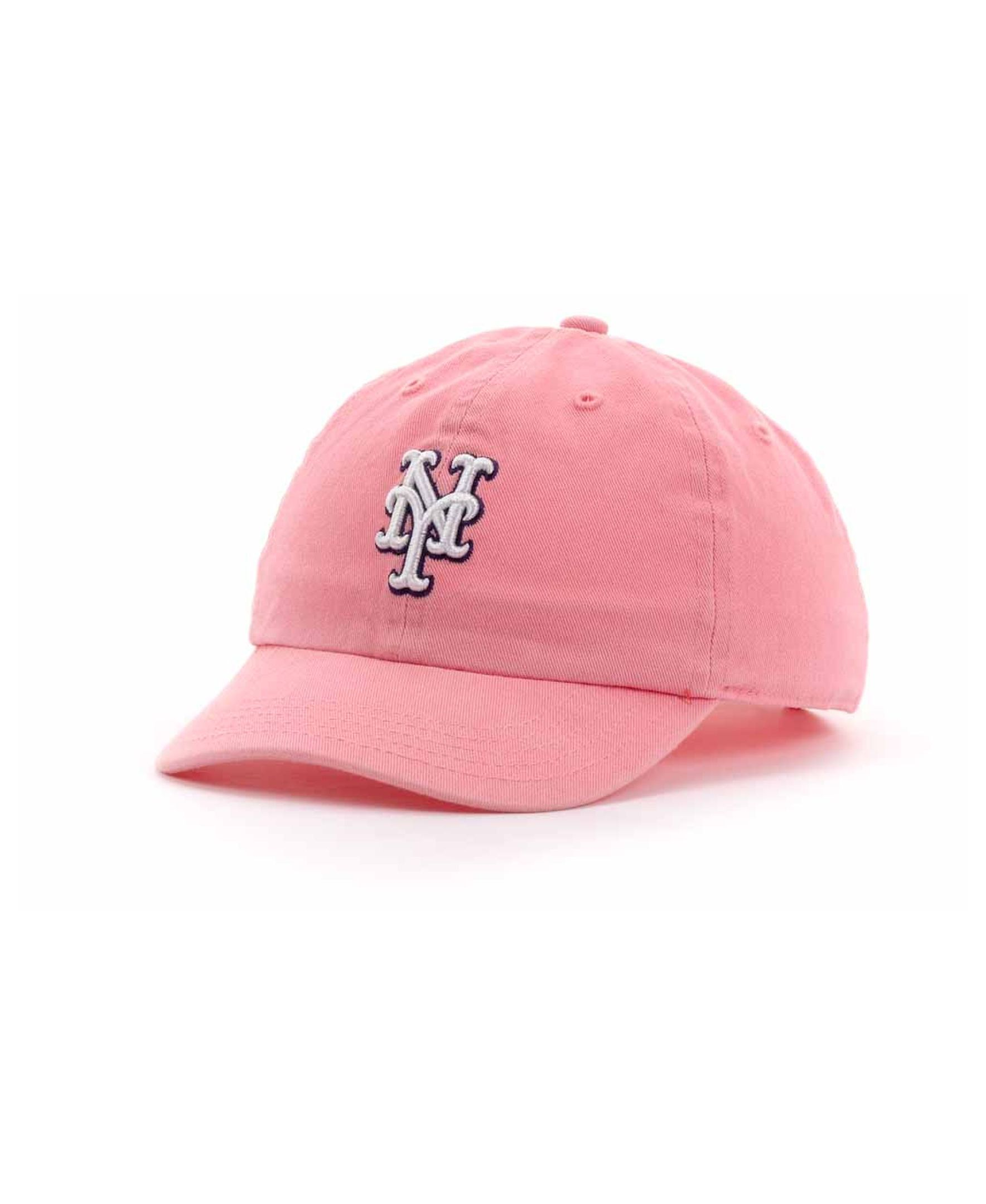 29cea1b2fc4 47 Brand Kids  New York Mets Clean Up Cap