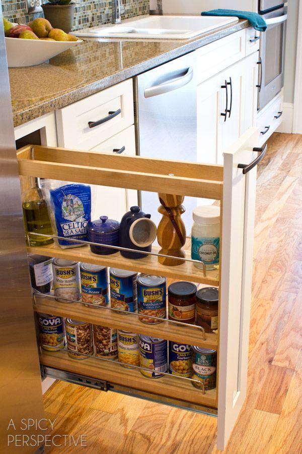 Küchenschrank - Auszüge mit Spezialausstattung - Bessere - korbauszüge für küchenschränke