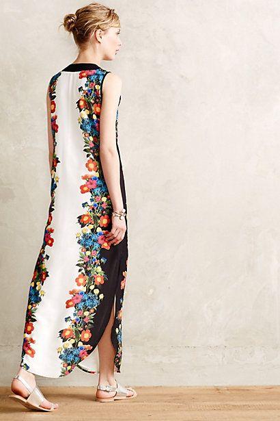 Giroflee Maxi Dress - anthropologie.com