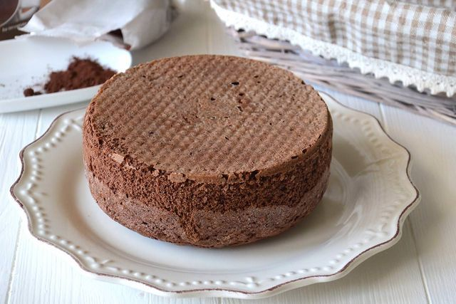 Pan Di Spagna Al Cacao Le Ricette Di Cucina Di Misya