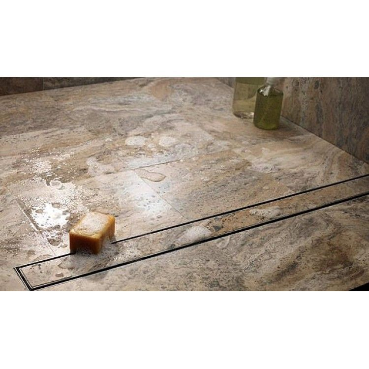 Aco Linear Drain For Tile Insert Duschrinne Geflieste