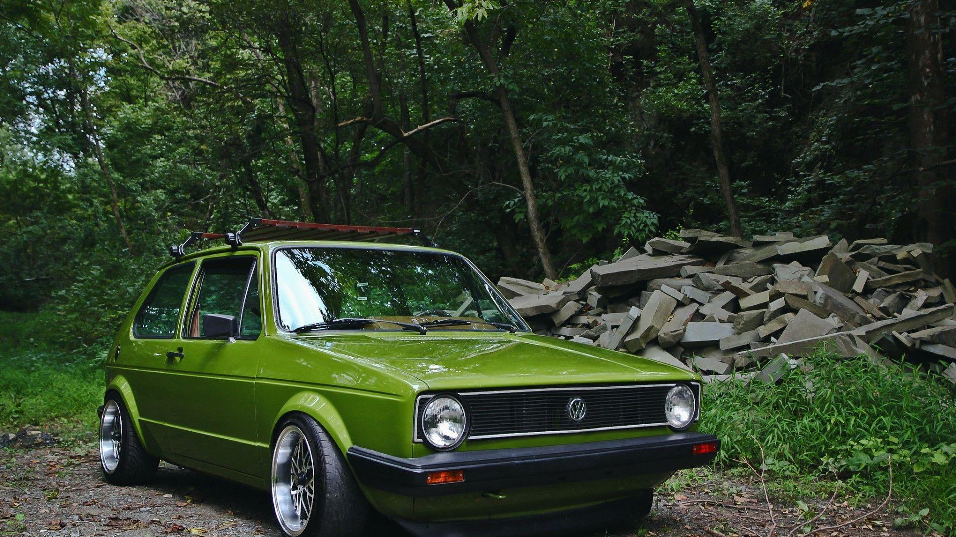 Vw 1 K Golf Car Wallpaper Volkswagen Vw 1 K Golf Wallpapers My