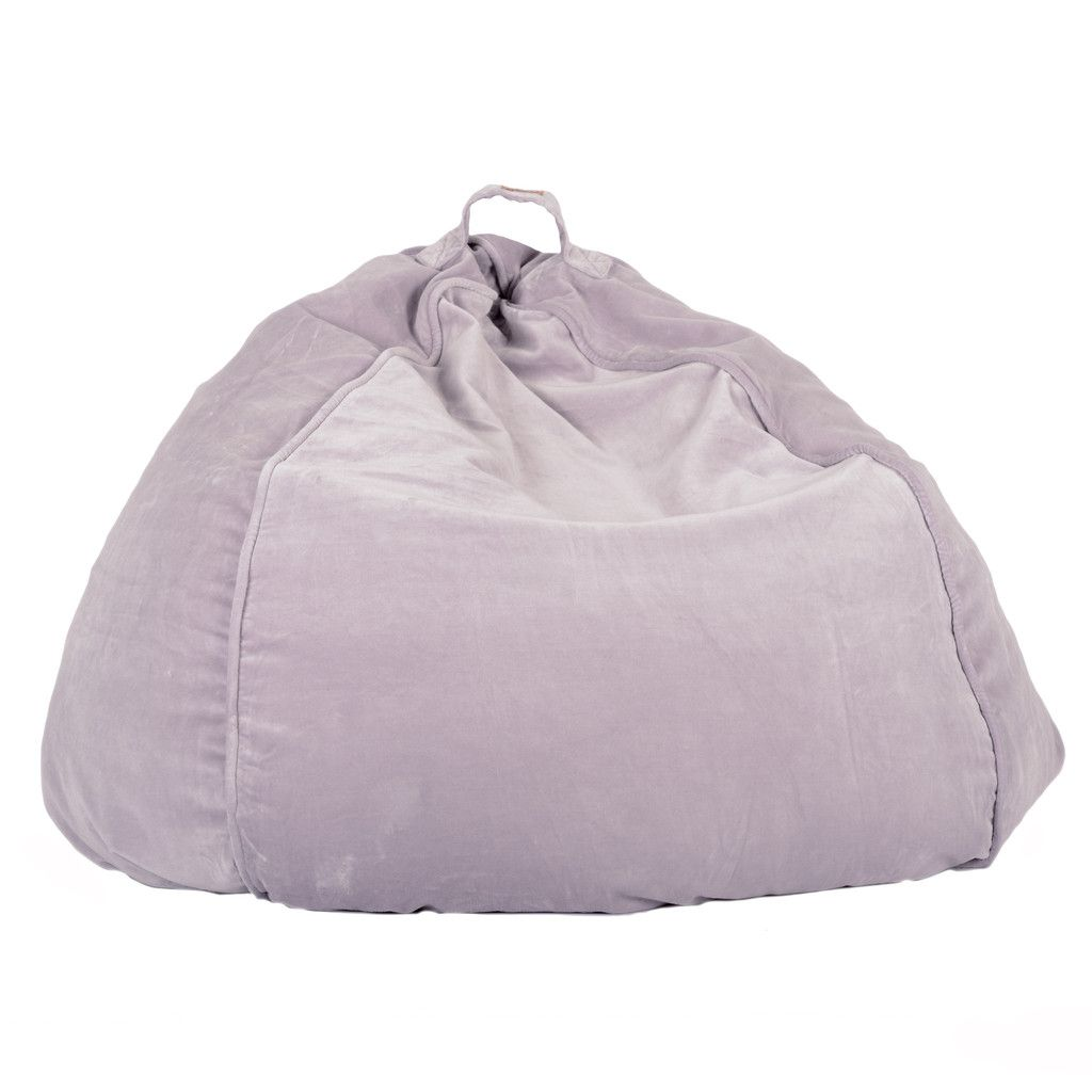 Kip Amp Co Velvet Bean Bag Cover Lavender Pre Order For