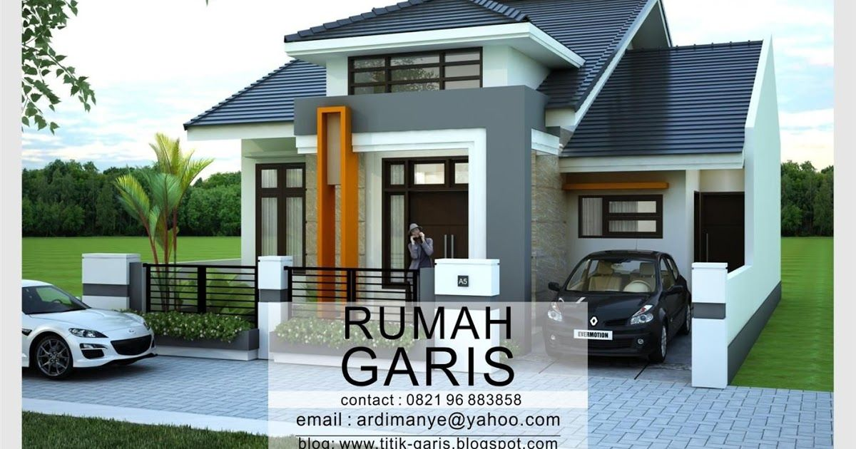 31 Gambar Rumah Minimalis Leter U- Inspirasi Gambar Desain Dapur Minimalis  Model U Cantik 21 Ins… In 2020 | Home Building Design, Bungalow House  Design, Small House Design