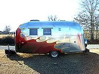 American Vintage Trailers Imported From Usa For Sale In Uk