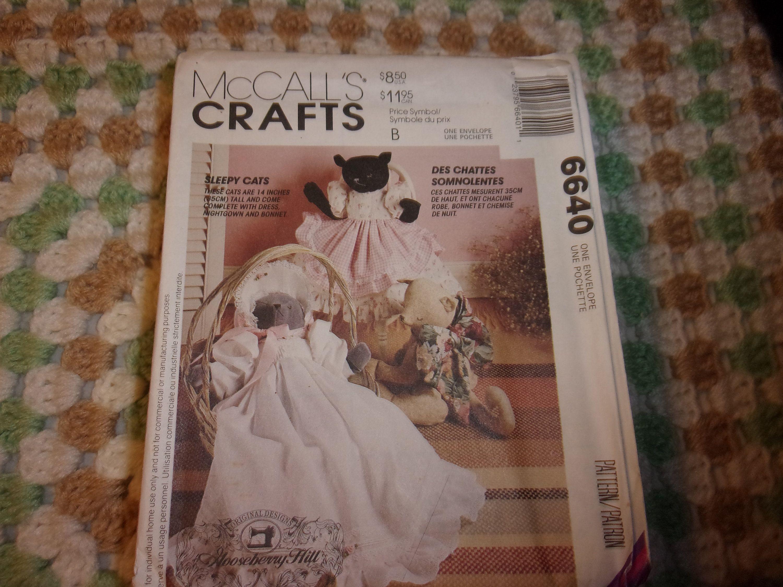 McCall/'s Craft Patterns