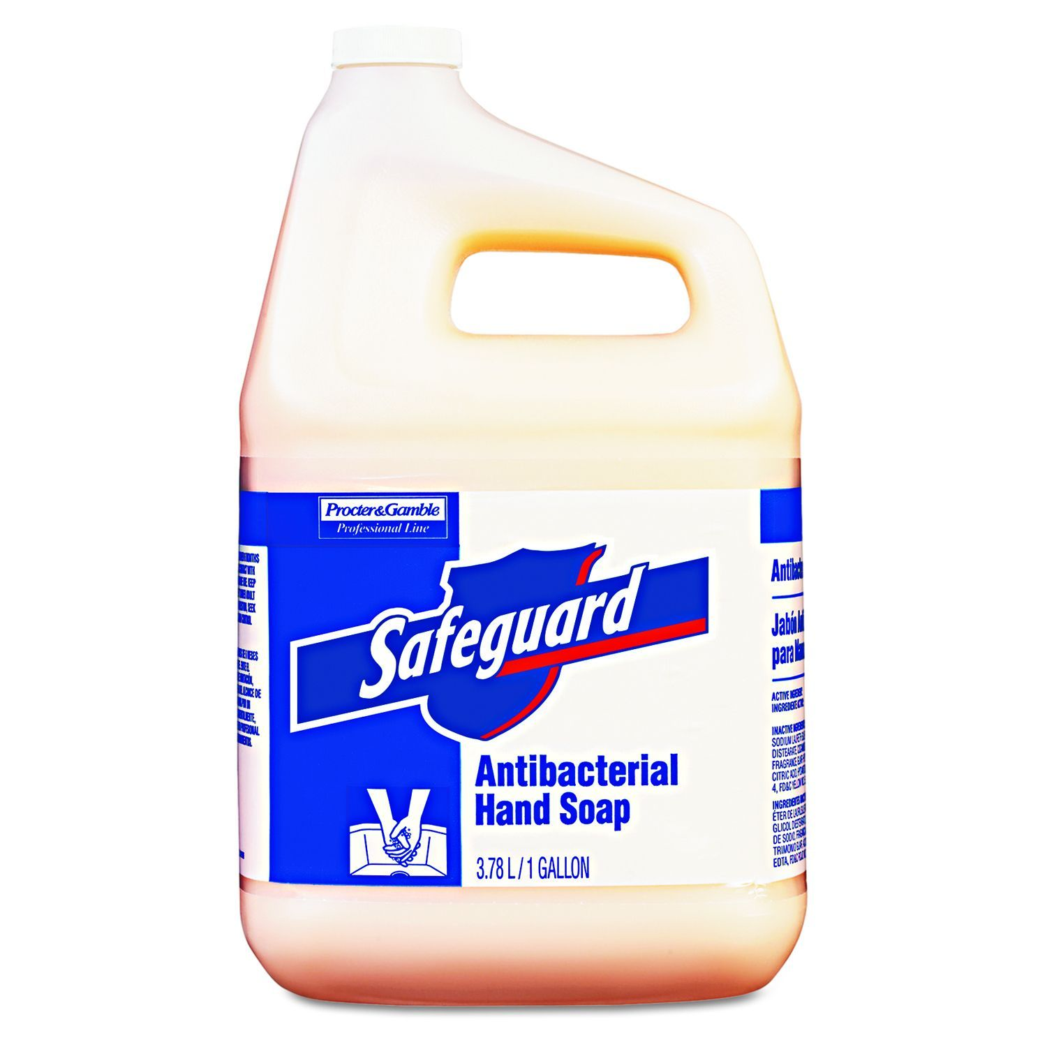 Safeguard Antibacterial 1 Gal Bottle Liquid Hand Soap Pack Of 2