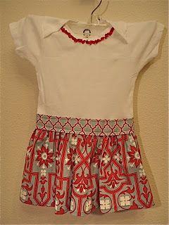 Love2Create: Tutorial: Onesie Dress