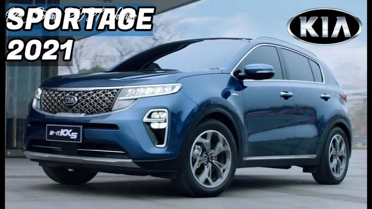 Kia Sportage 2021 Youtube Concept And Review In 2020 Sportage Kia Sportage Kia