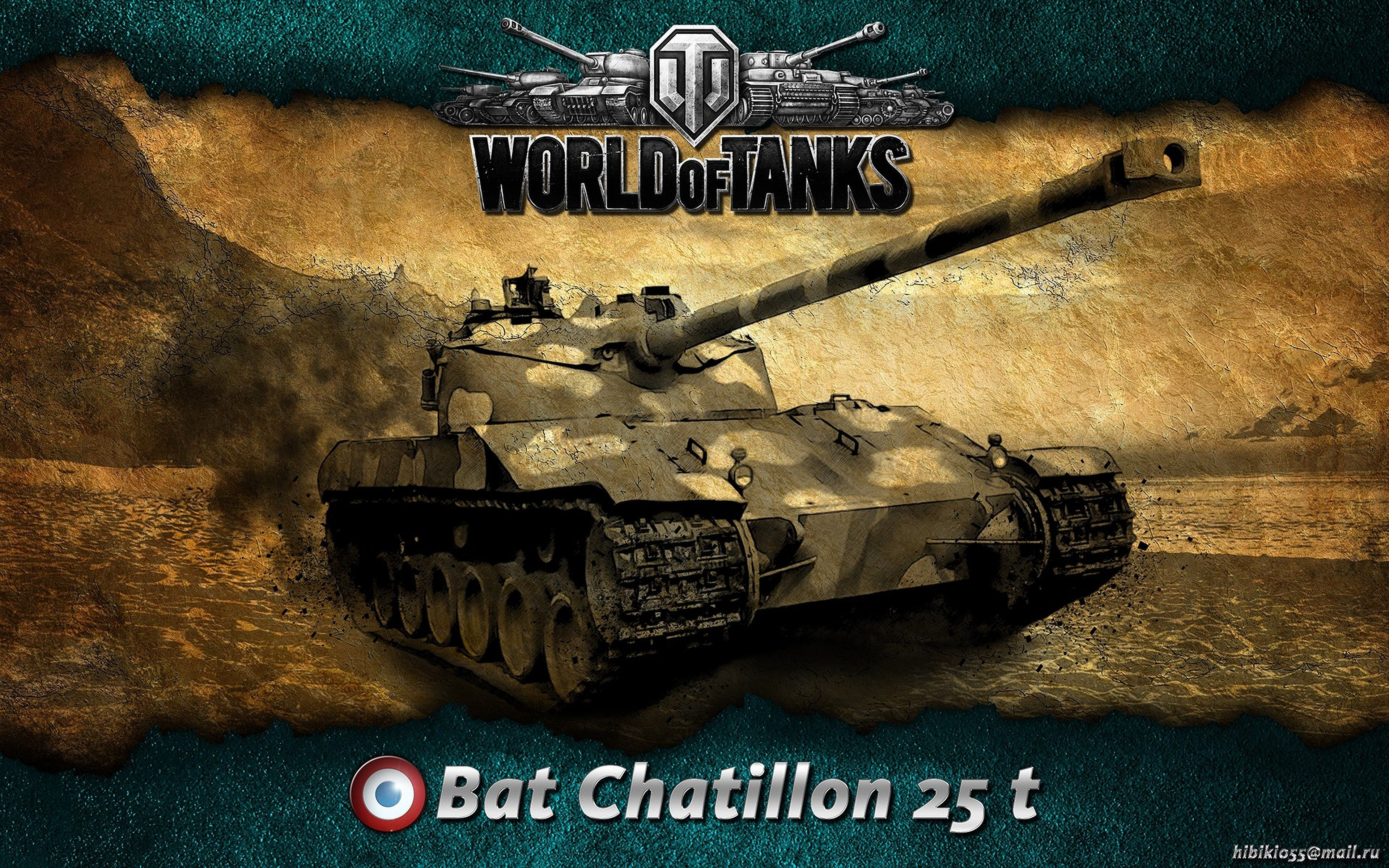 2017-03-25 - Widescreen world of tanks pic - #1702070