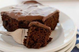 Trimtastic Chocolate Zucchini Cake (S) P. 296
