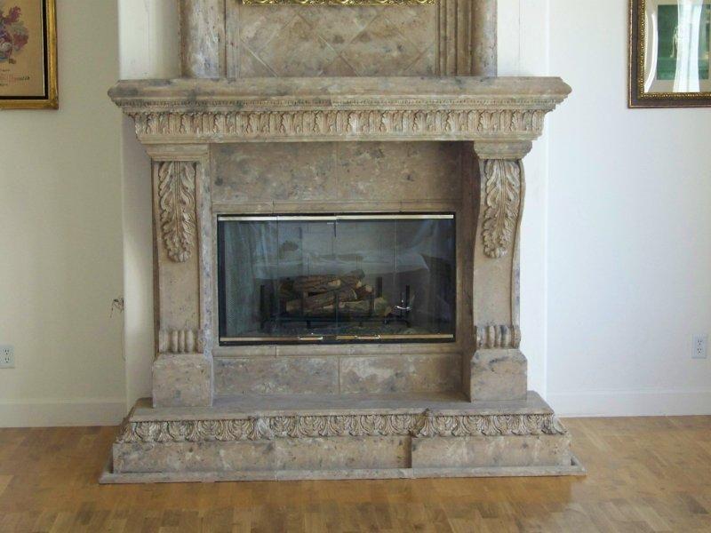 Stone Fireplace Mantels Fireplace Surrounds Amp Mantels