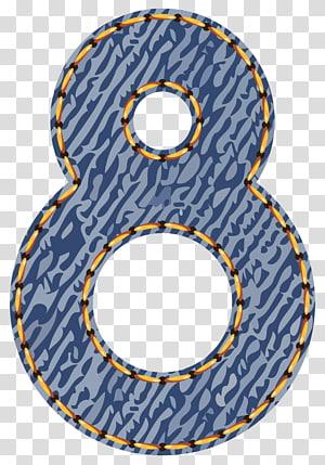 Number 8 Illustration Number 0 Jeans Number Eight Transparent Background Png Clipart Instagram Logo Transparent Coin Icon Mirror Illustration