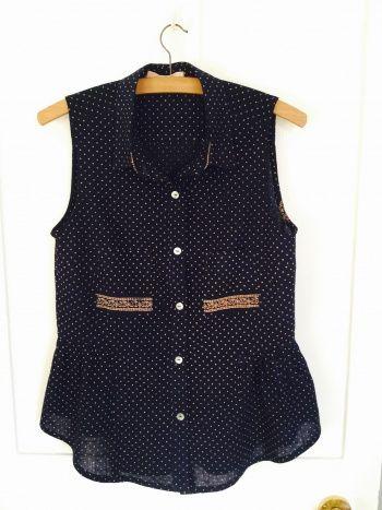 Spotty Alder shirt