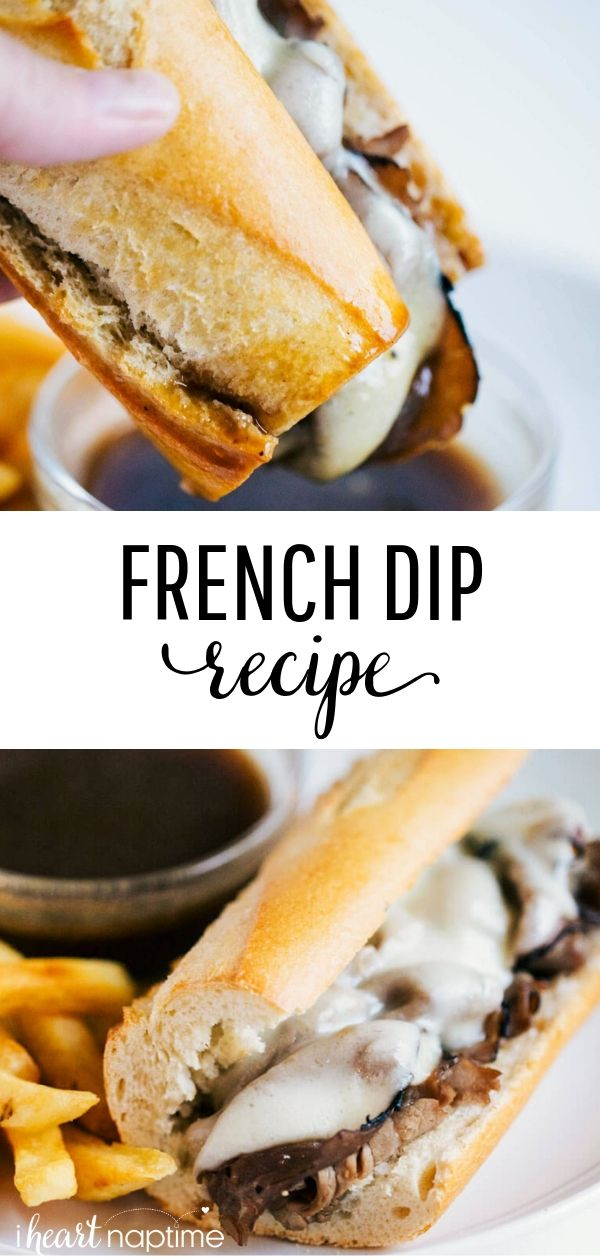 Easy French Dip Sandwiches images