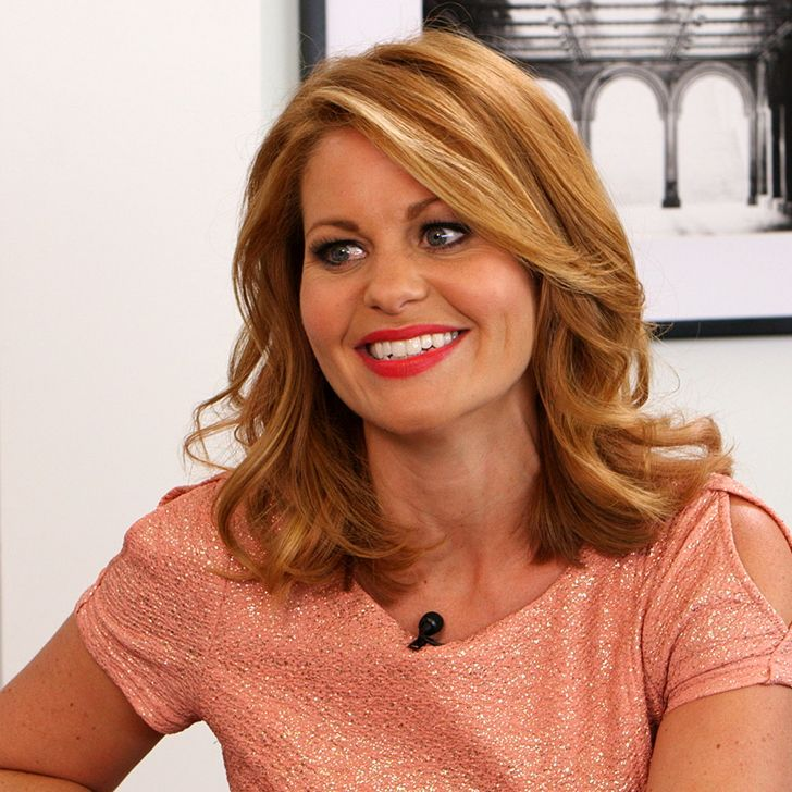 Candace Cameron Bure Brings Back the '90s #candacecameronburehairstyles