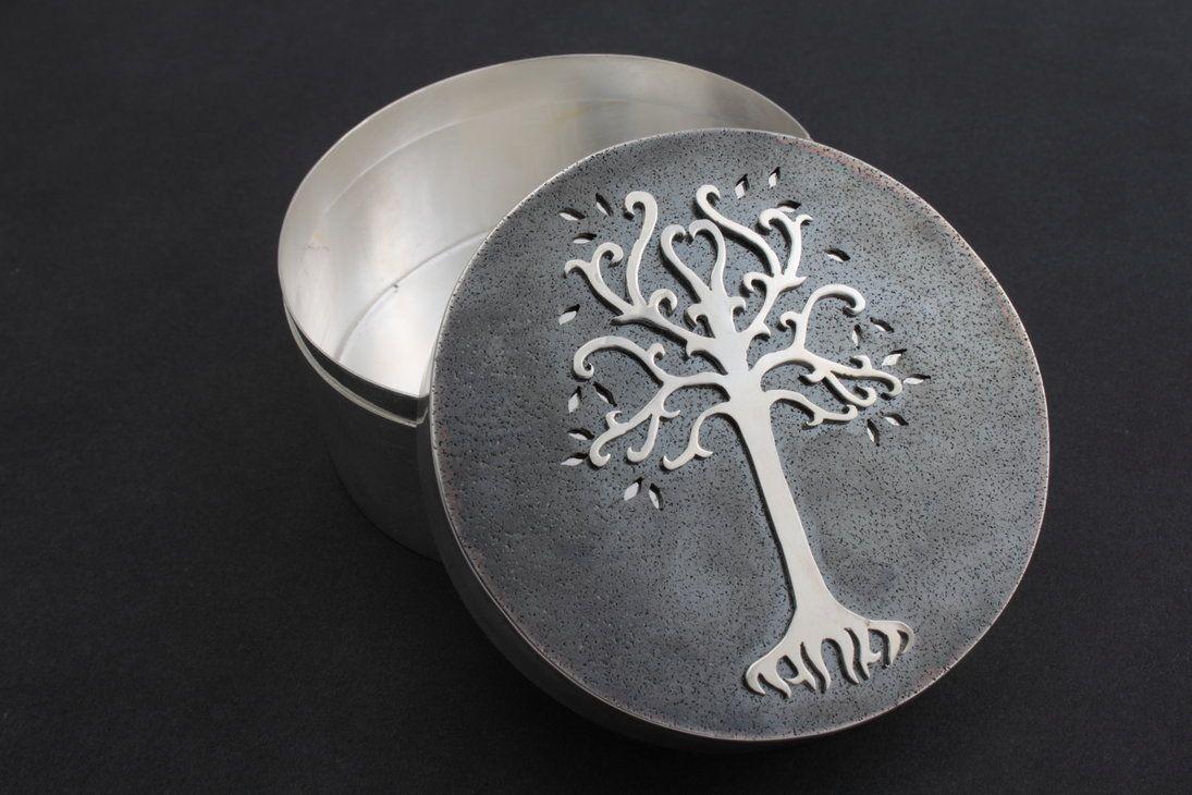 Caja Arbol de Gondor by cabriolas