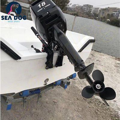 2 stroke 15HP outboard motor outboard engine machine propeller boat