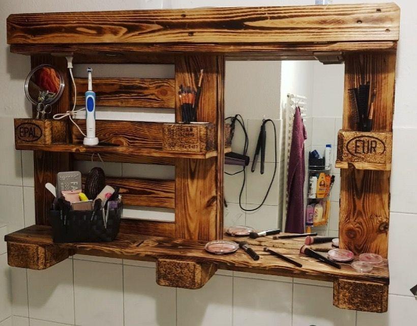 Einzigartiger Spiegelschrank Www Palundu De Shop Rebornwood Palundu Handmade Handgemacht H Spiegelschrank Spiegelschrank Bad Holz Spiegelschrank Holz