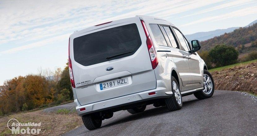 Prueba Ford Grand Tourneo Connect TDCi 115 CV, equipamiento, precio y conclusiones - http://www.actualidadmotor.com/2015/01/21/prueba-ford-tourneo-connect-tdci-115-cv-equipamiento-y-precio/
